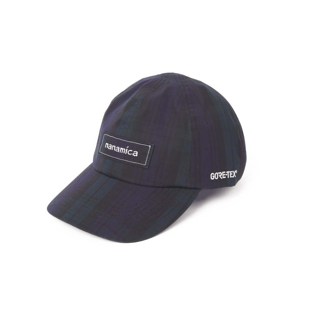 "NANAMICA GORE-TEX® Cap ""Black Watch"""