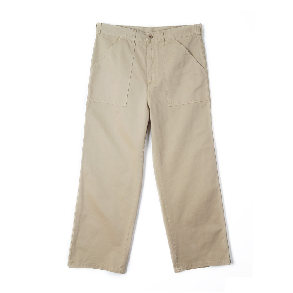 "STAN RAY Wide Leg Fatigue ""Khaki"""