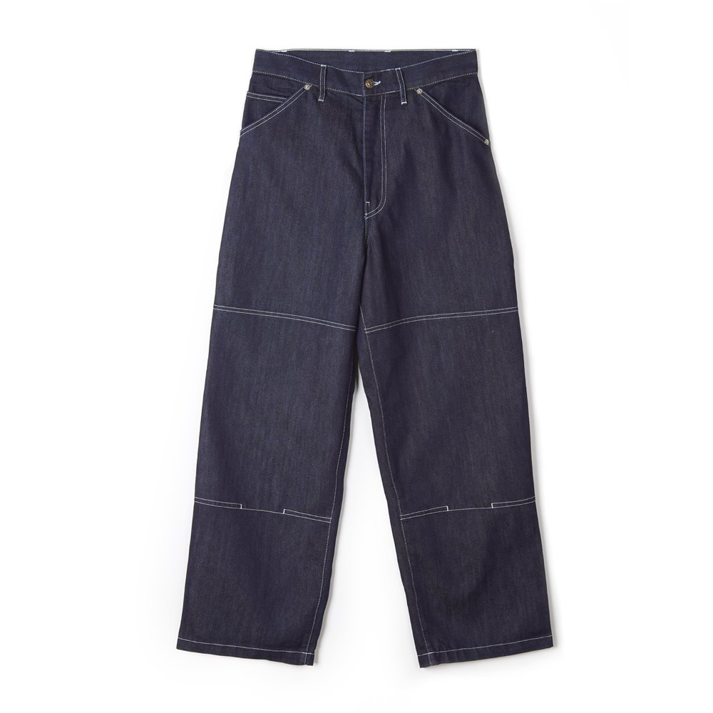 "STAN RAY Wide Leg Painter Pant ""One Wash Denim"""