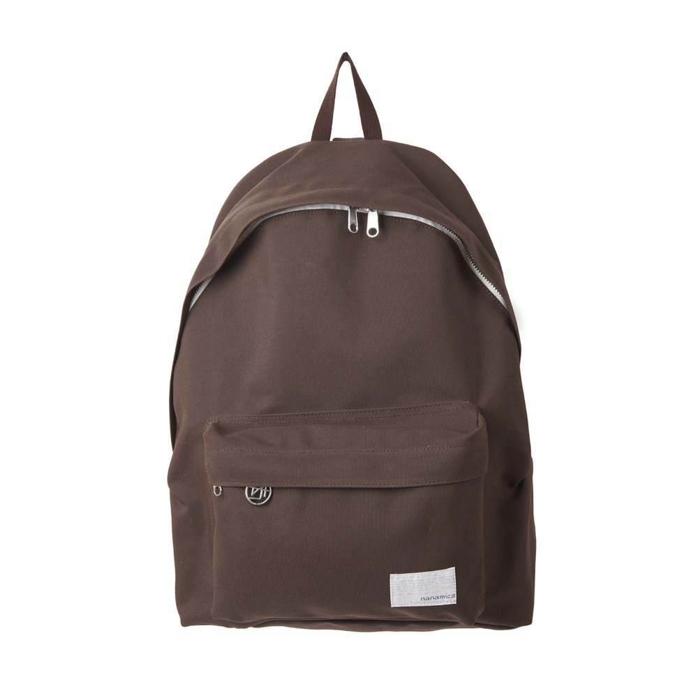 "NANAMICA Day Pack ""Dark Brown"""