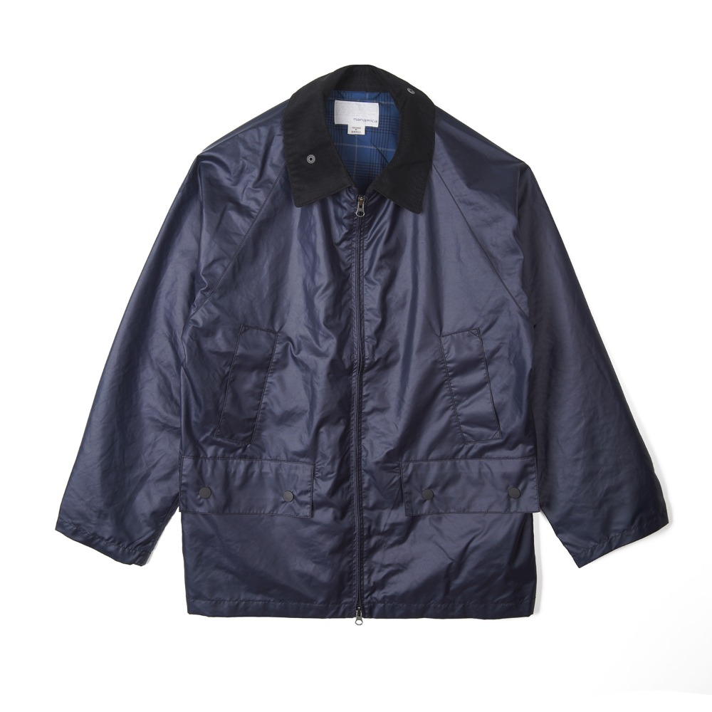 "NANAMICA Field Jacket ""Navy"""