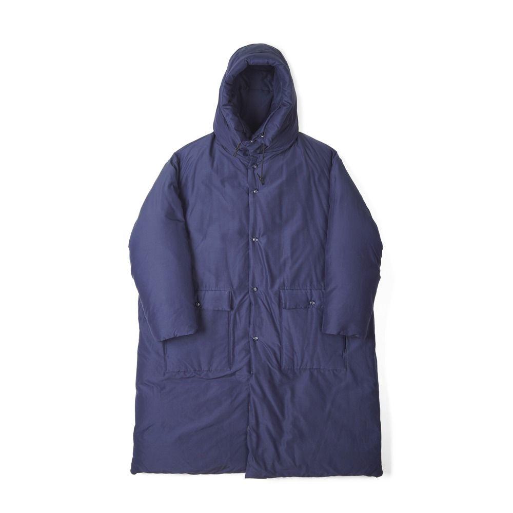 "KAPTAIN SUNSHINE Eskimo Down Coat ""Deepsea"""