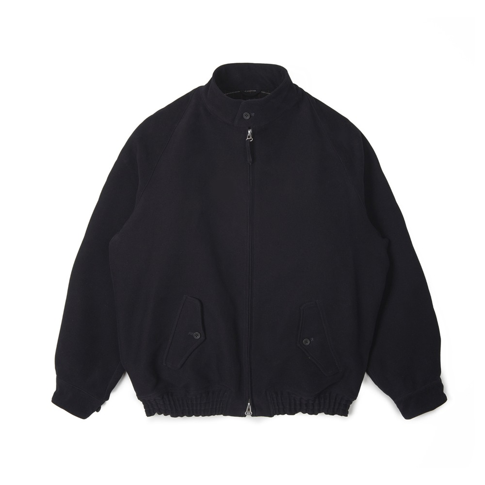 "KAPTAIN SUNSHINE Stand Collar Brouson ""Dark Navy"""