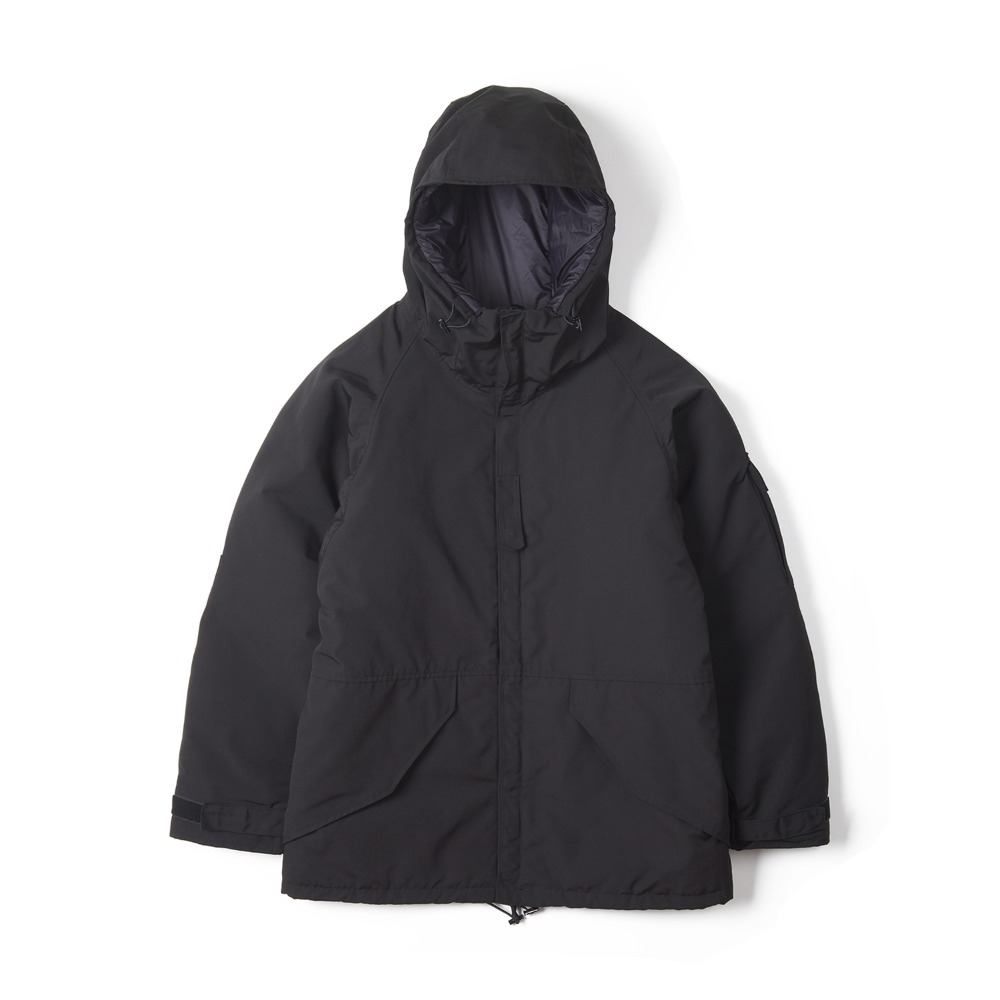 "UNITED CARR Parka Cold Weather ""Black"""