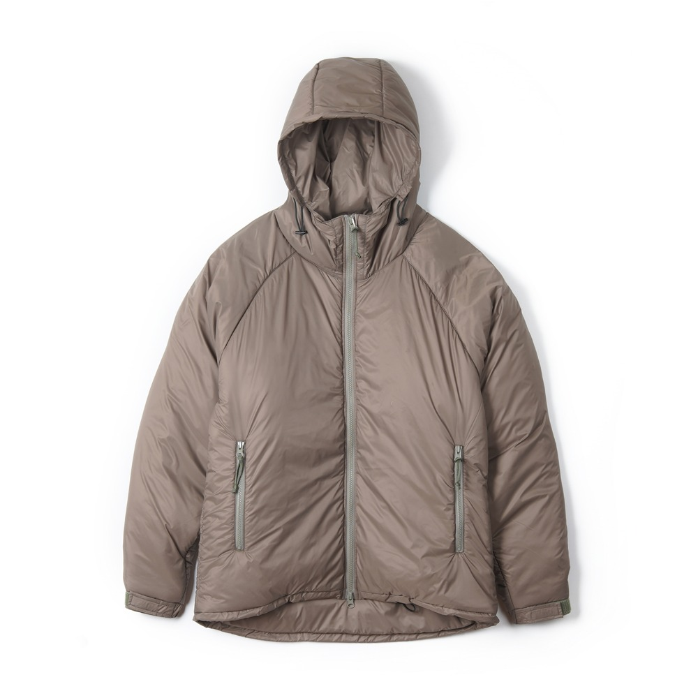 "UNITED CARR Parka, Extreme, Cold, Weather, Padding ""Olive"""