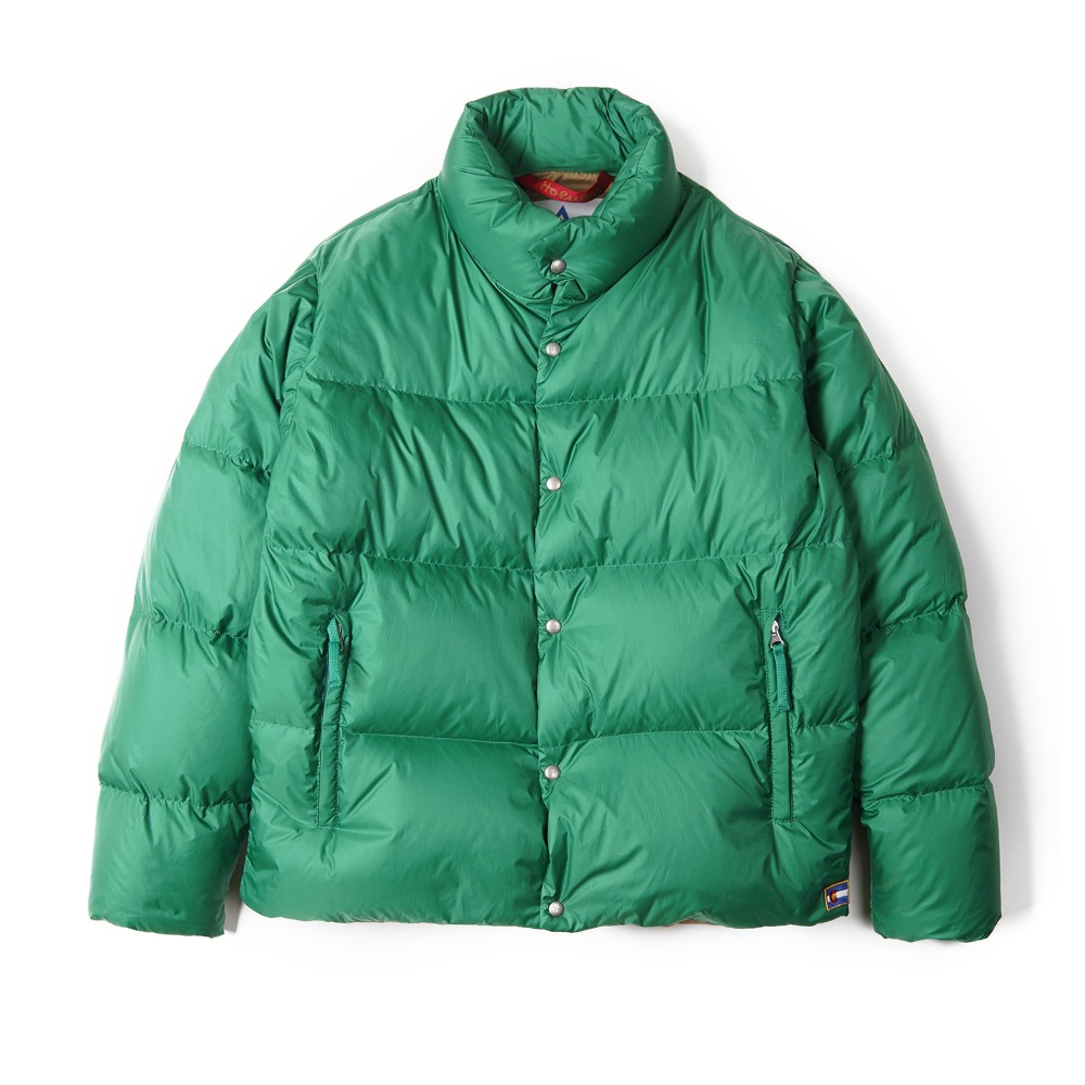 "HOLUBAR Mustang No Prints Jacket ""Bright Green"""