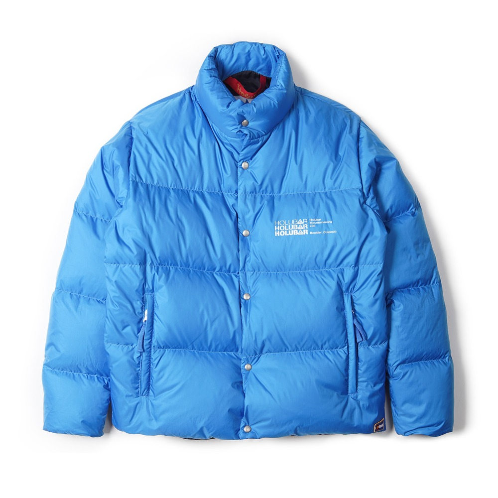 "HOLUBAR Mustang Jacket ""Light Blue"""
