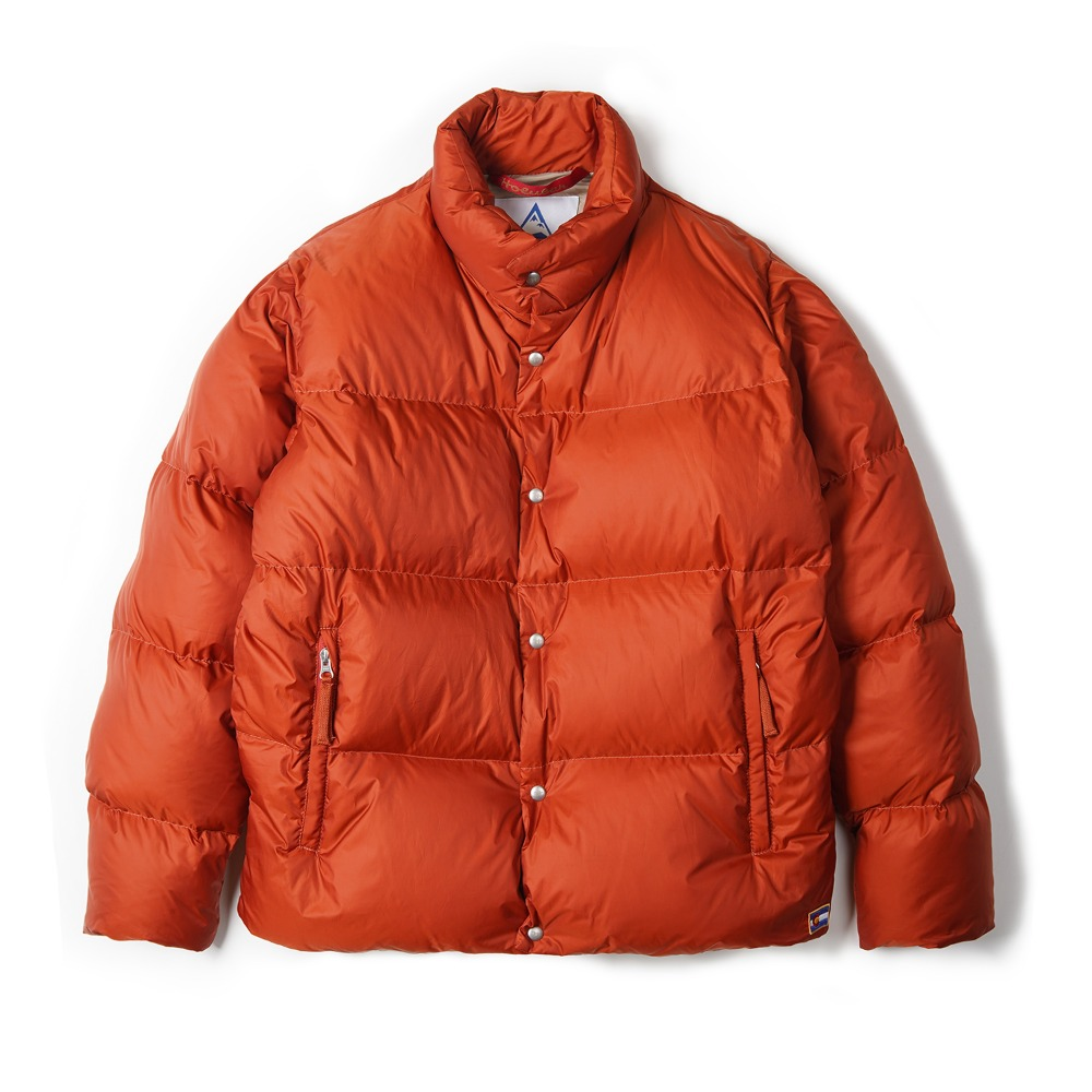 "HOLUBAR Mustang No Prints Jacket ""Dark Orange"""