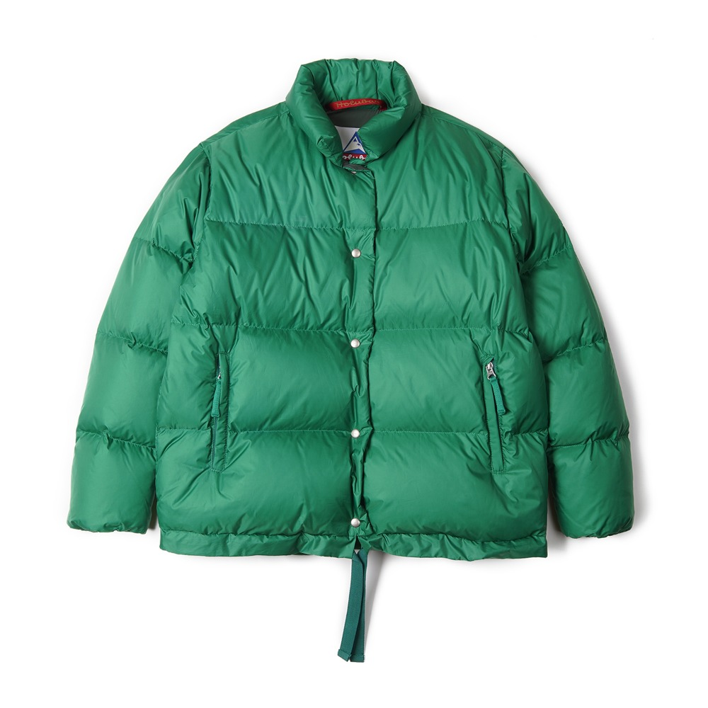 "HOLUBAR Woman Mustang Jacket ""Bright Green"""