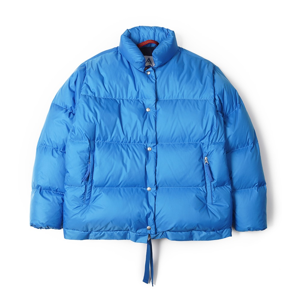 "HOLUBAR Woman Mustang Jacket ""Light Blue"""