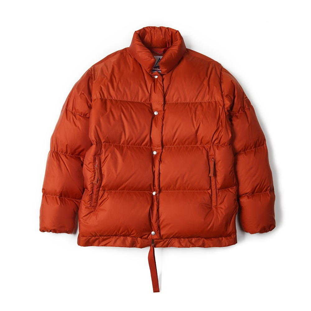 "HOLUBAR Woman Mustang Jacket ""Dark Orange"""