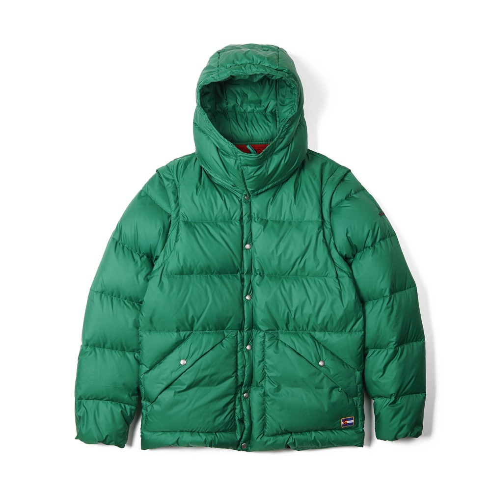 "HOLUBAR Deep Powder Jacket M.S. ""Bright Green"""