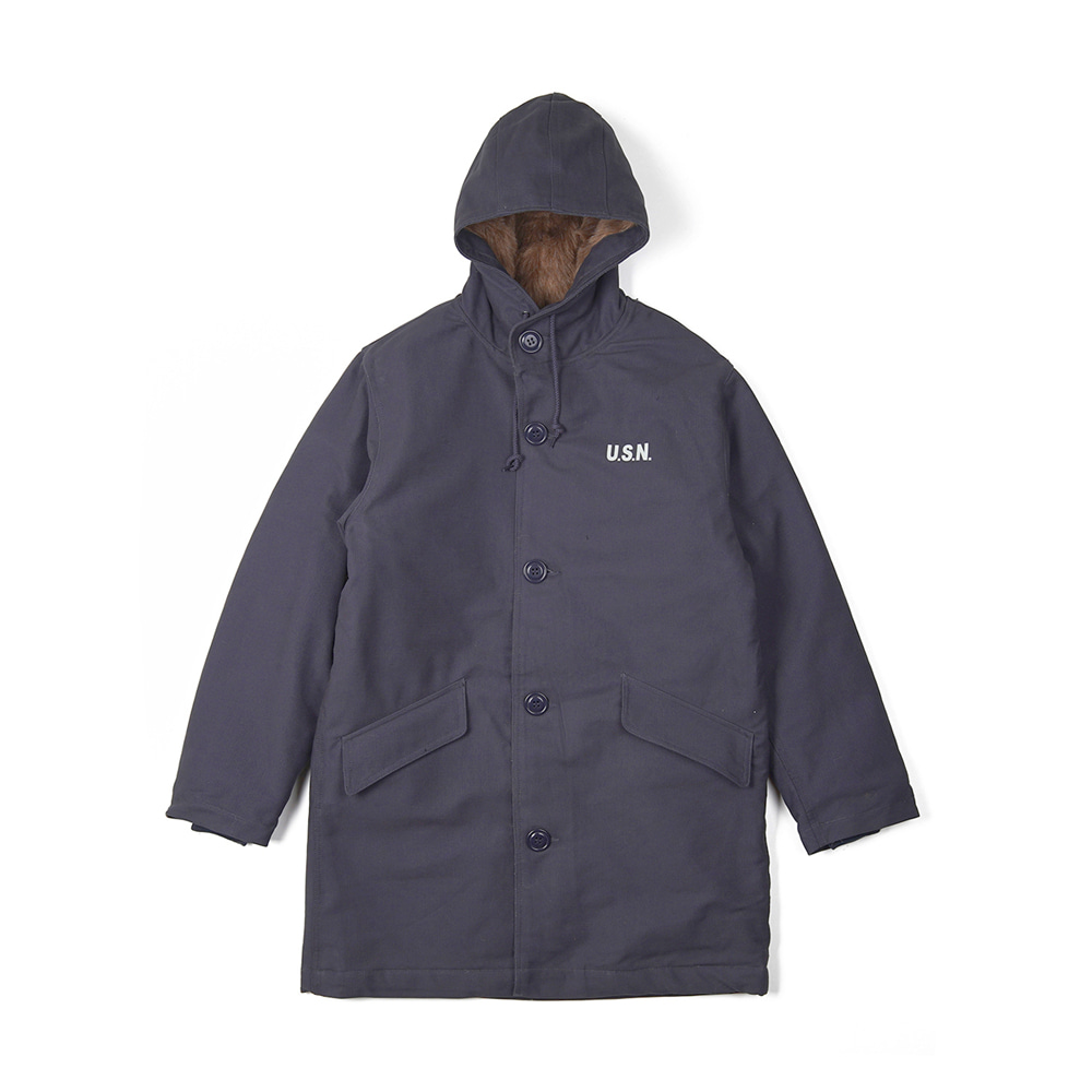 "YMCL KY USN N-2 Deck Coat ""Navy"""