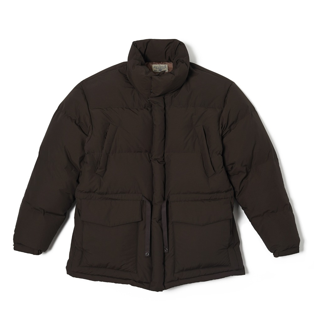 "BANTS OSF CN Down Jacket ""Brown"""