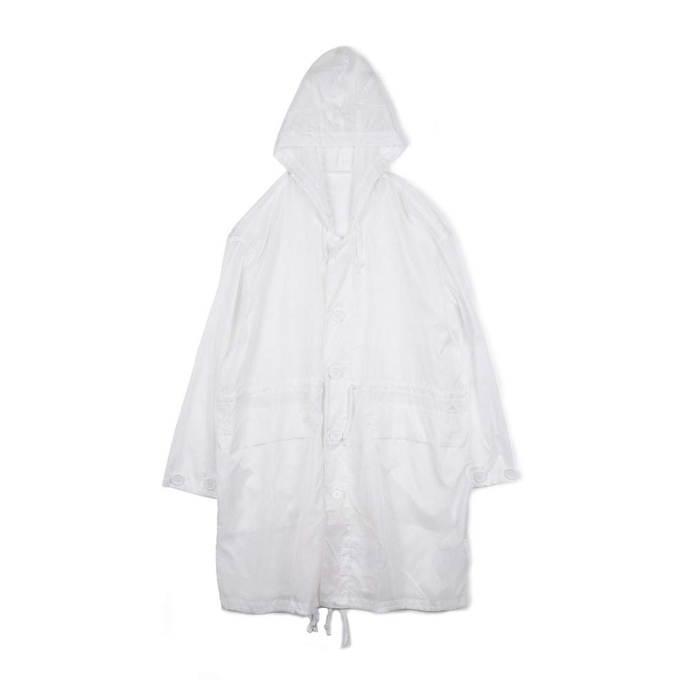 "YMCL KY UK Snow Camouflage Parka ""White"""