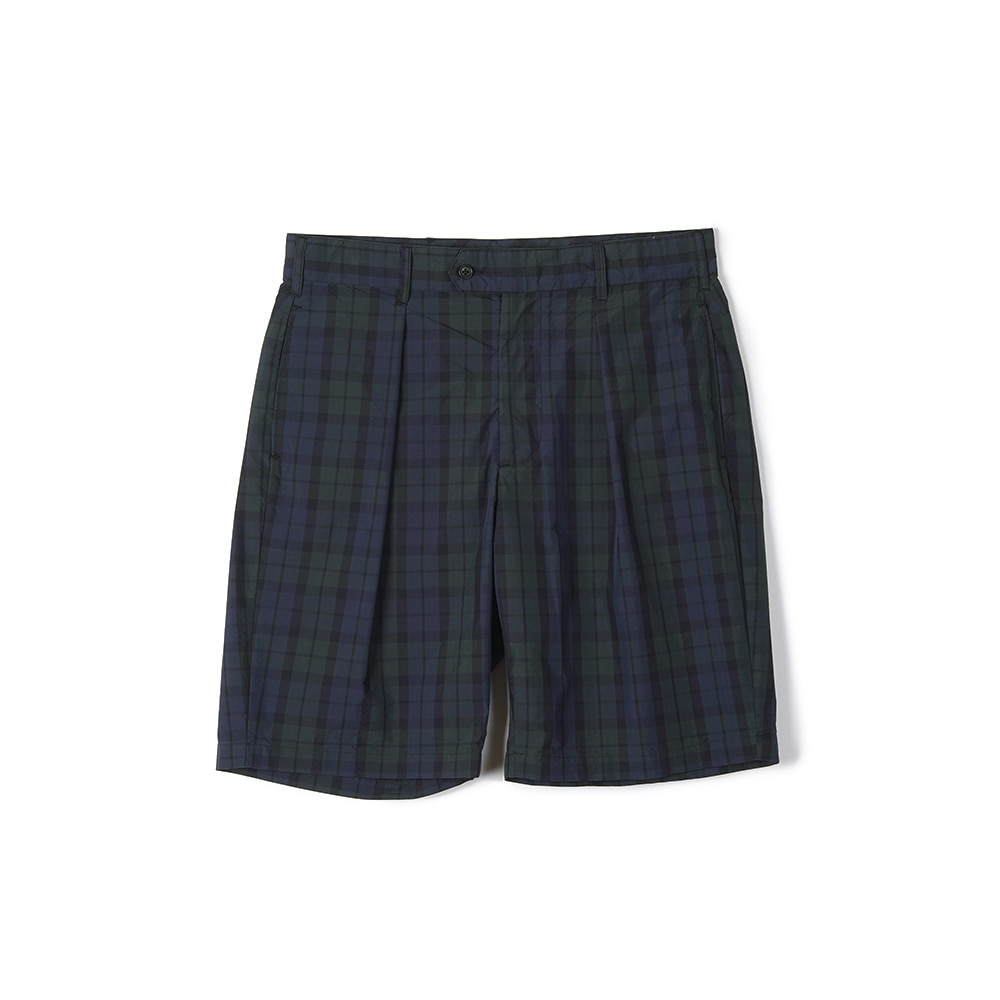 "ENGINEERED GARMENTS Sunset Short ""Blackwatch Nyco Cloth"""
