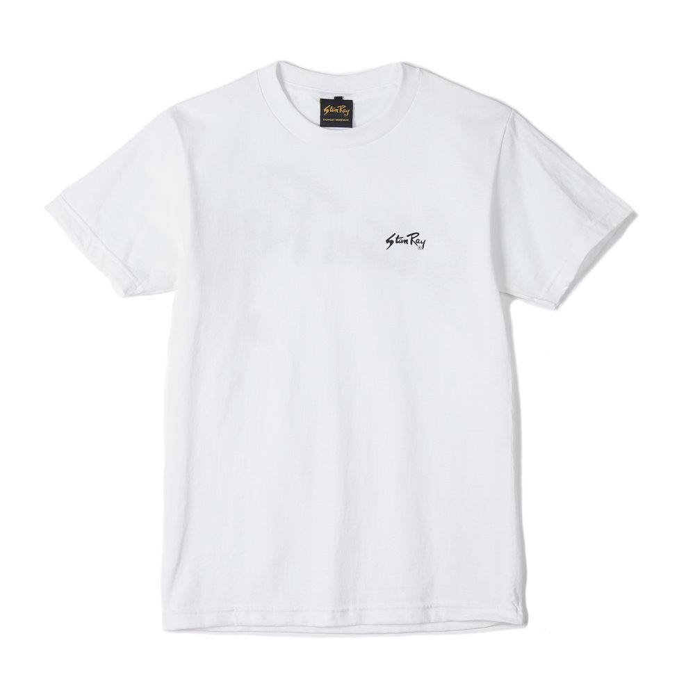 "STAN RAY Stan OG T-Shirt ""White"""