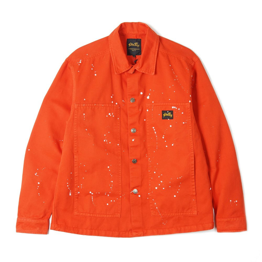 "STAN RAY Box Jacket ""Coral Bleach"""