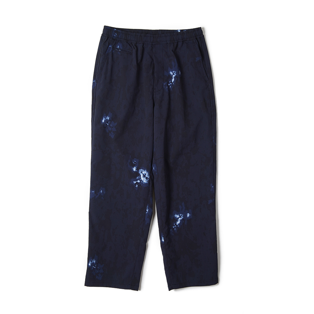 "NANAMICA ALPHADRY Easy Pants ""Navy"""