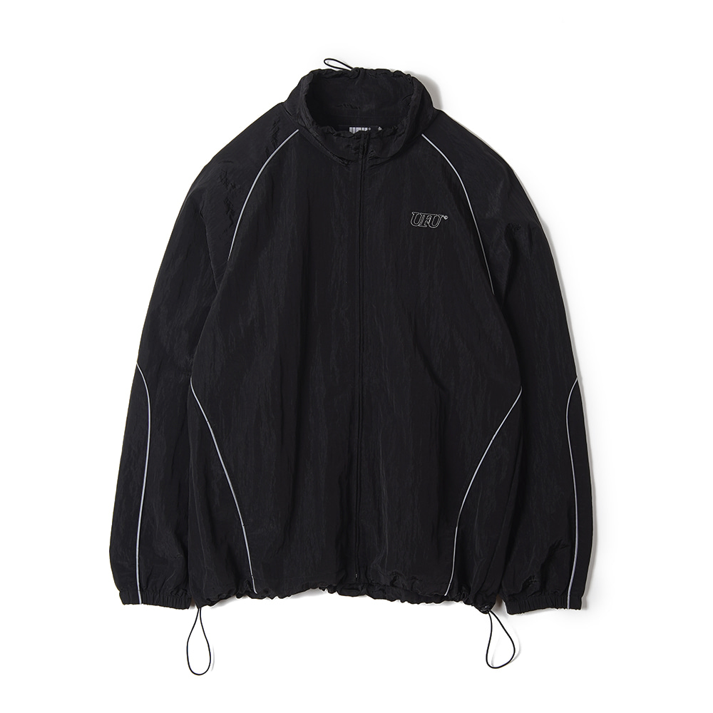 "USED FUTURE RF Track Jacket ""Black"""