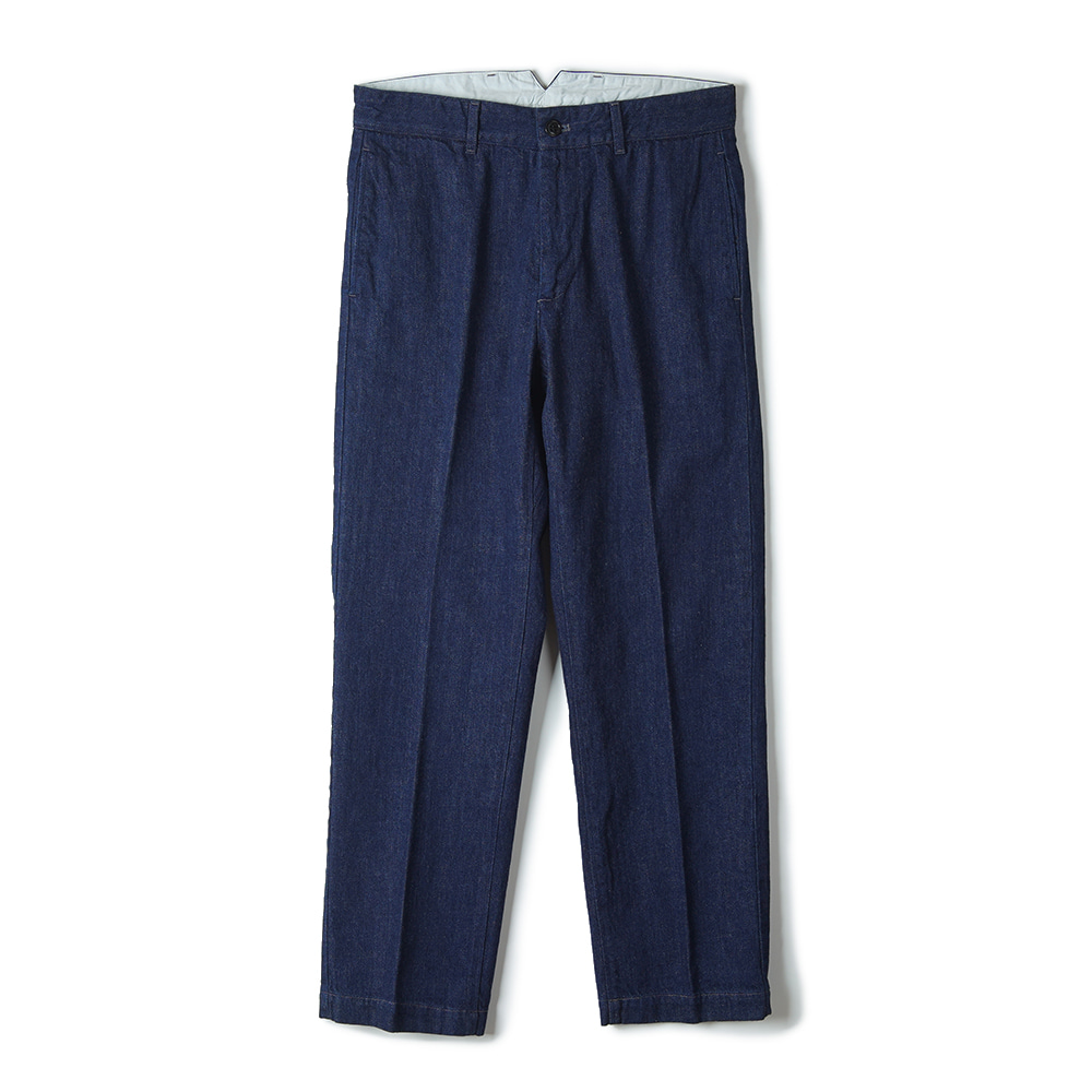 "ORDINARY FITS Yard Trousers One Wash ""Indigo"""