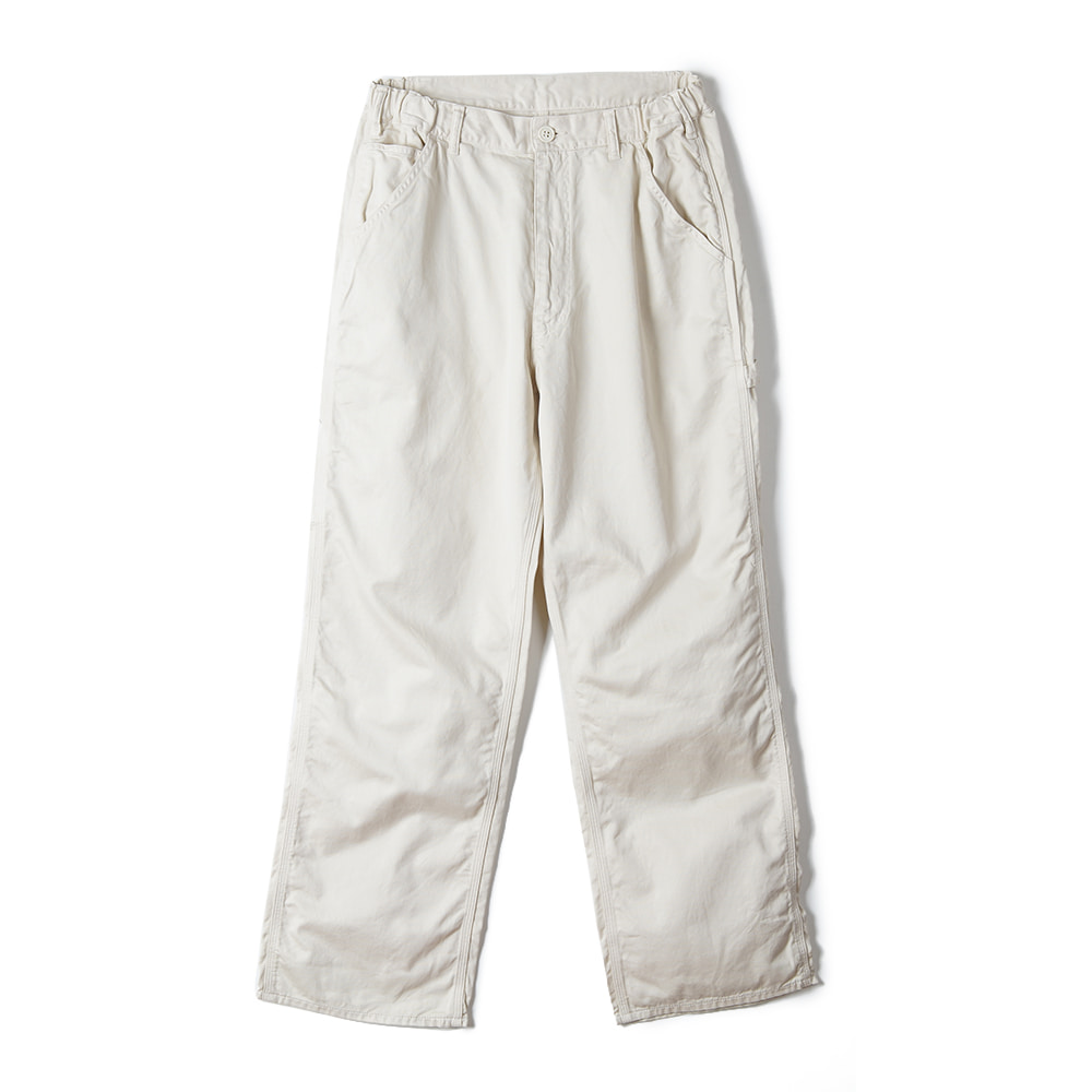 "ORDINARY FITS Relax Painter Pants ""Off-White"""