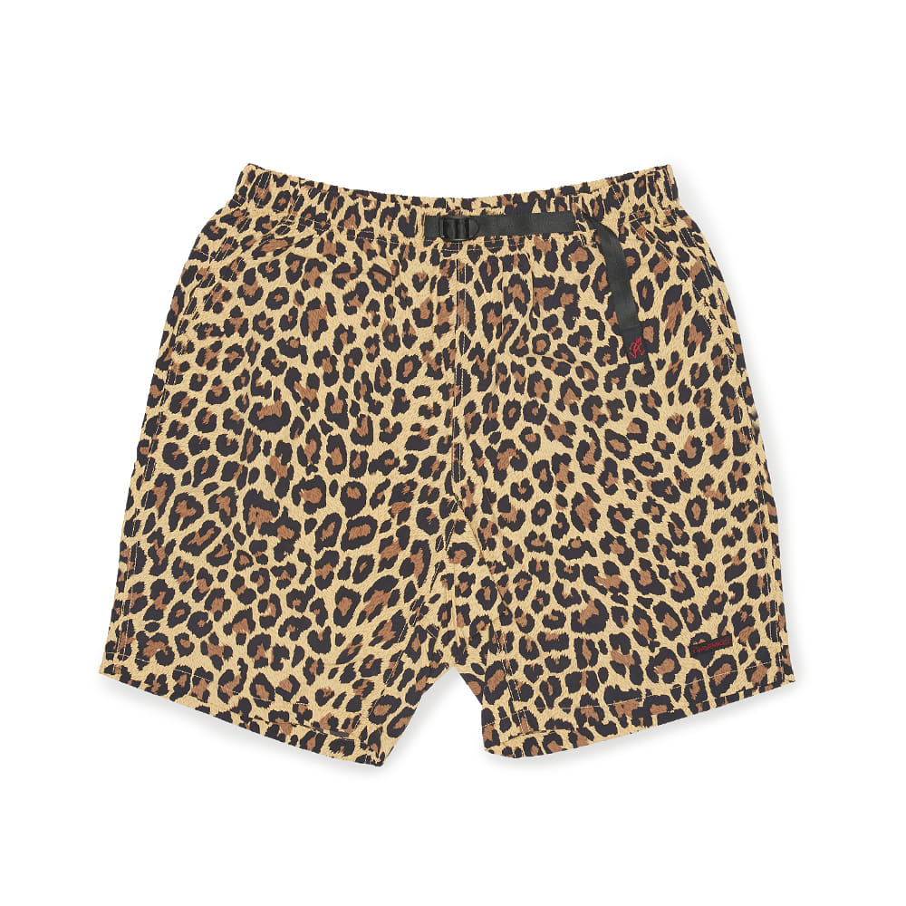 "GRAMICCI Shell Packable Shorts ""Leopard"""