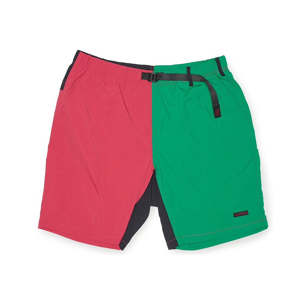 "GRAMICCI Shell Packable Shorts ""Raspberry x Kelly"""