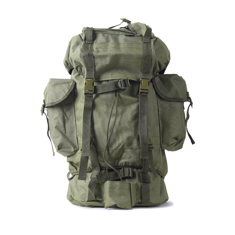 "YMCL KY German Military Large Rucksack ""Olive"""