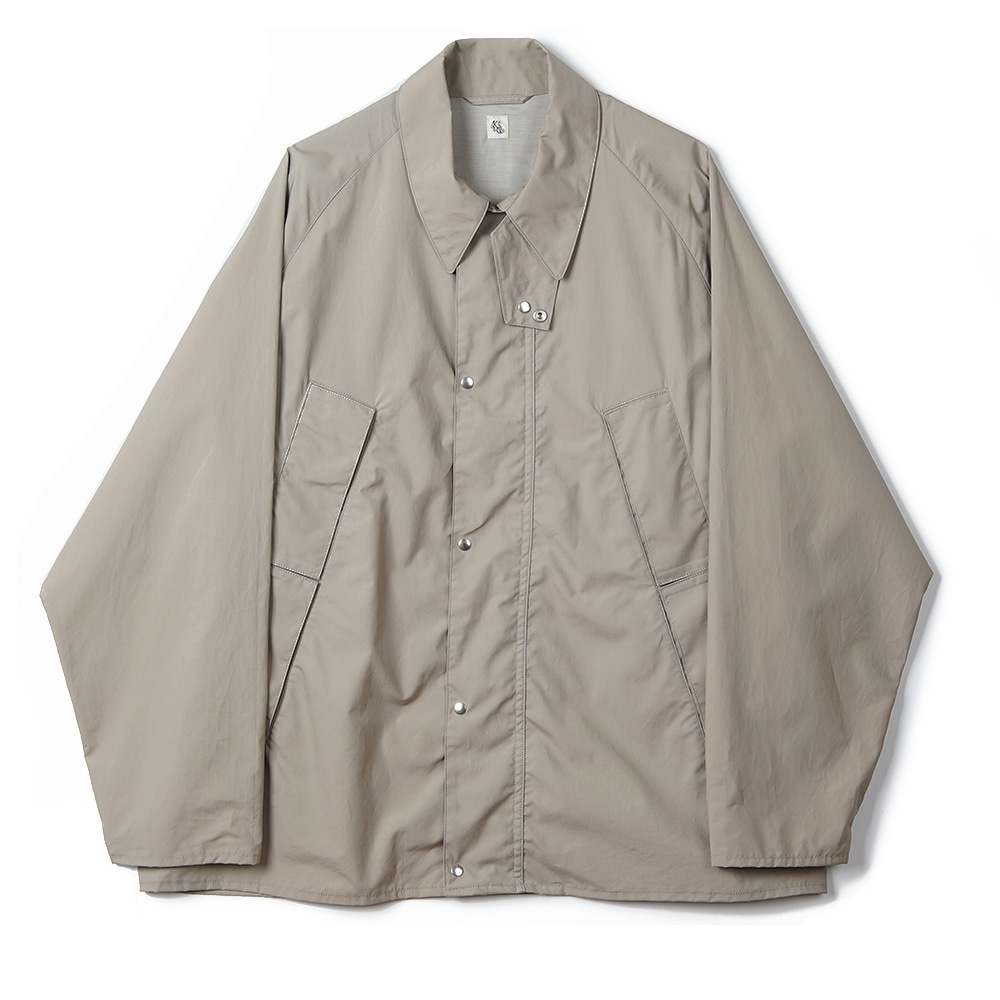 "KAPTAIN SUNSHINE Portage Jacket ""Tan"""