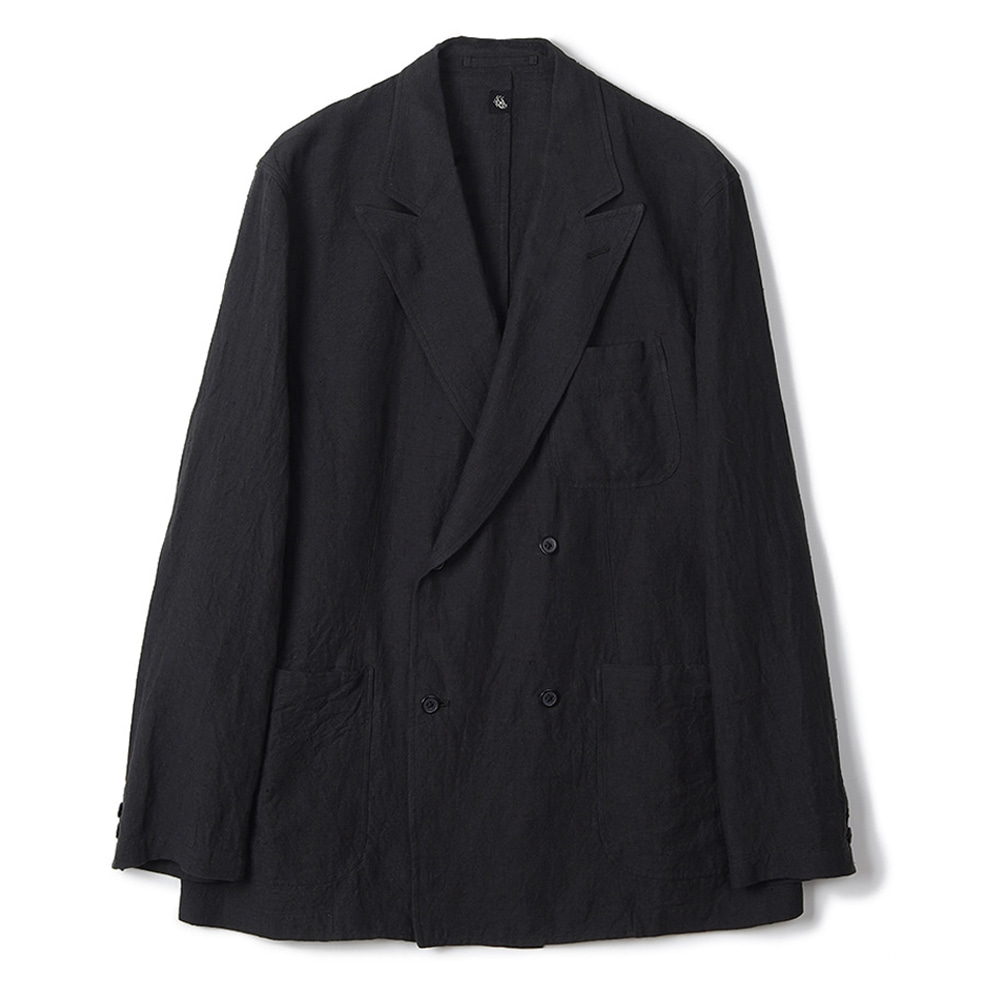 "KAPTAIN SUNSHINE Riviera Jacket ""Ink Black"""