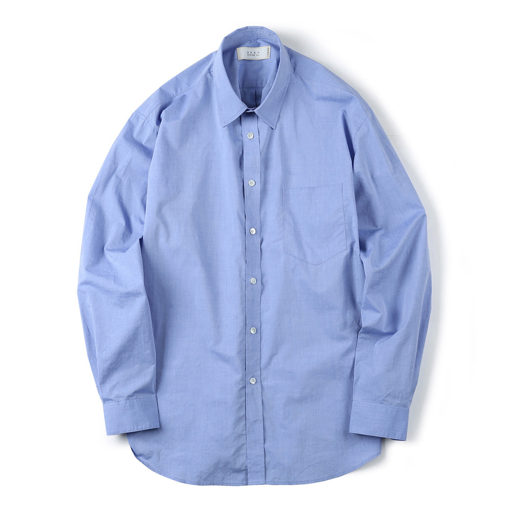 "SHIRTER High Density Standard Shirt ""Blue"""