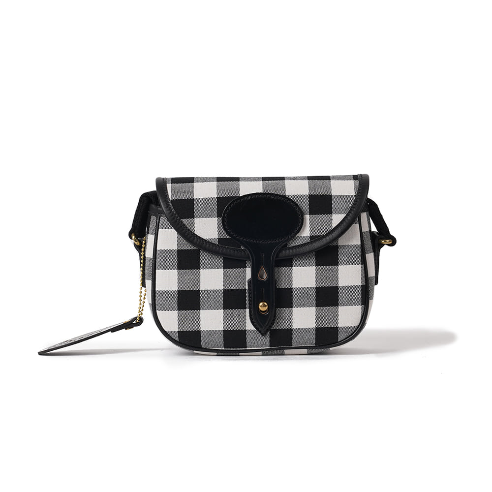 "BRADY BAGS Colne Mini ""Large Gingham"""