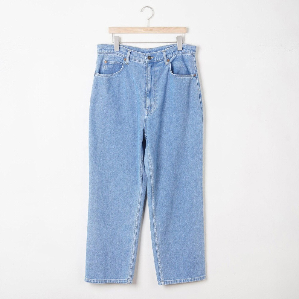 "HONEST CROCKER HC Happy hippie jean ""Washed indigo"""