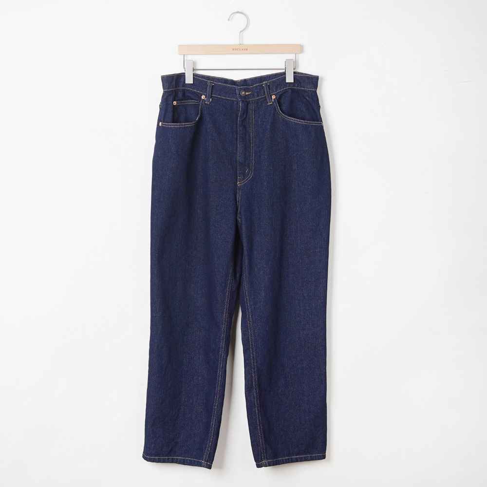 "HONEST CROCKER HC Happy hippie jean ""Indigo"""