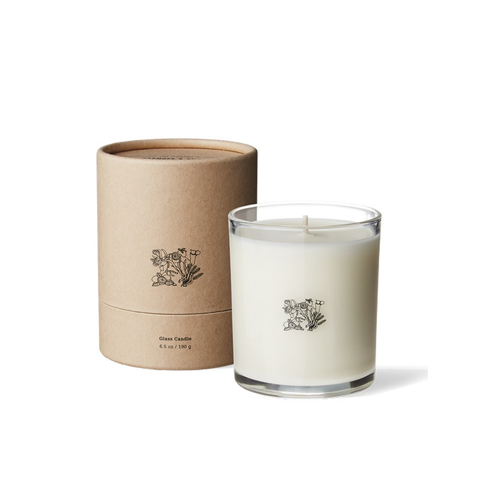 "APOTHEKE FRAGRANCE Glass Candle ""Possess"""