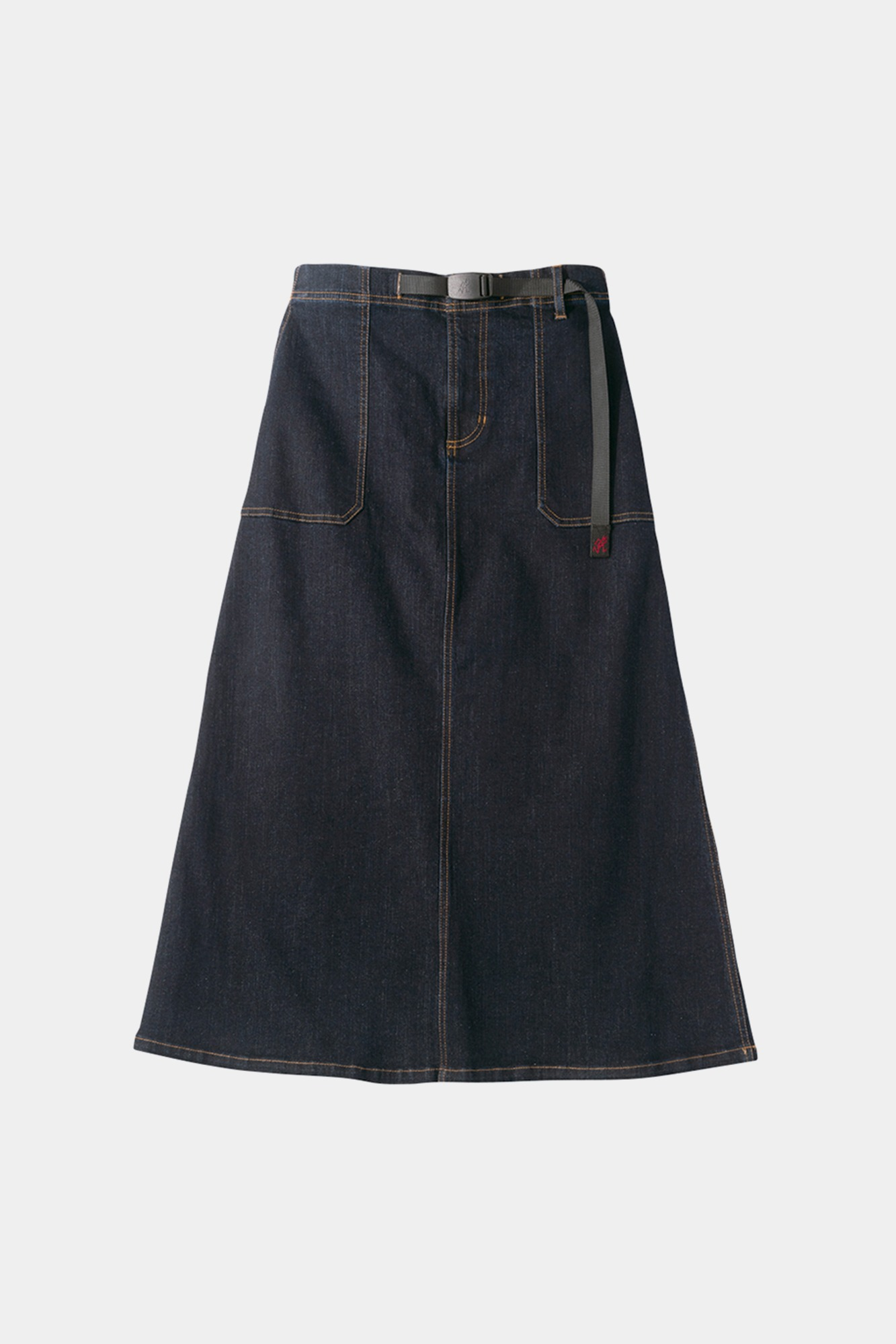 "GRAMICCI Denim Baker Skirt ""One Wash"""