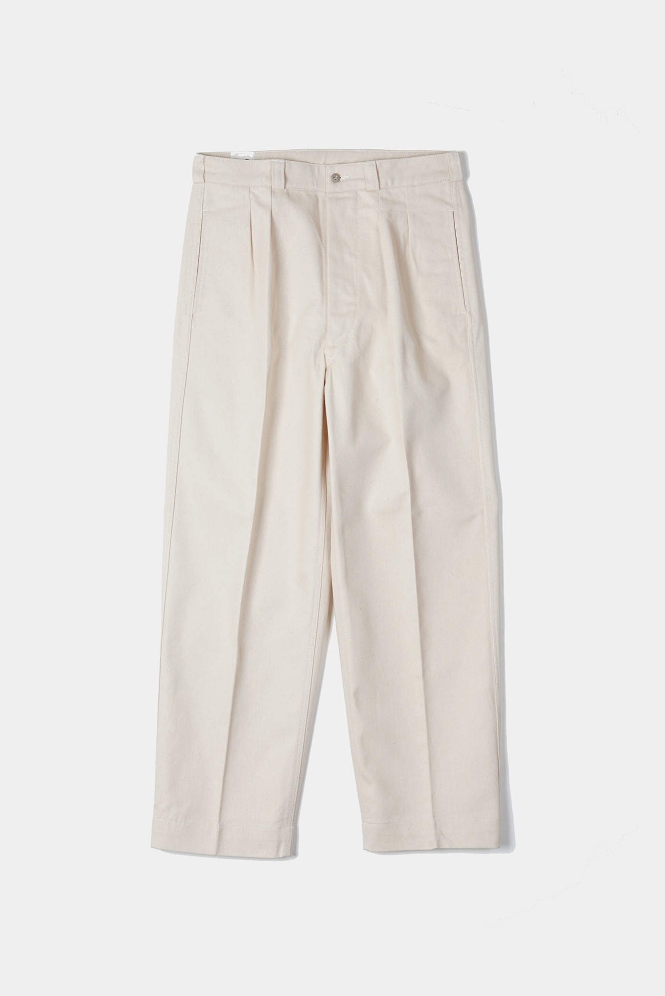 "YMCL KY French Military M52 Chino Pants ""Natural"""