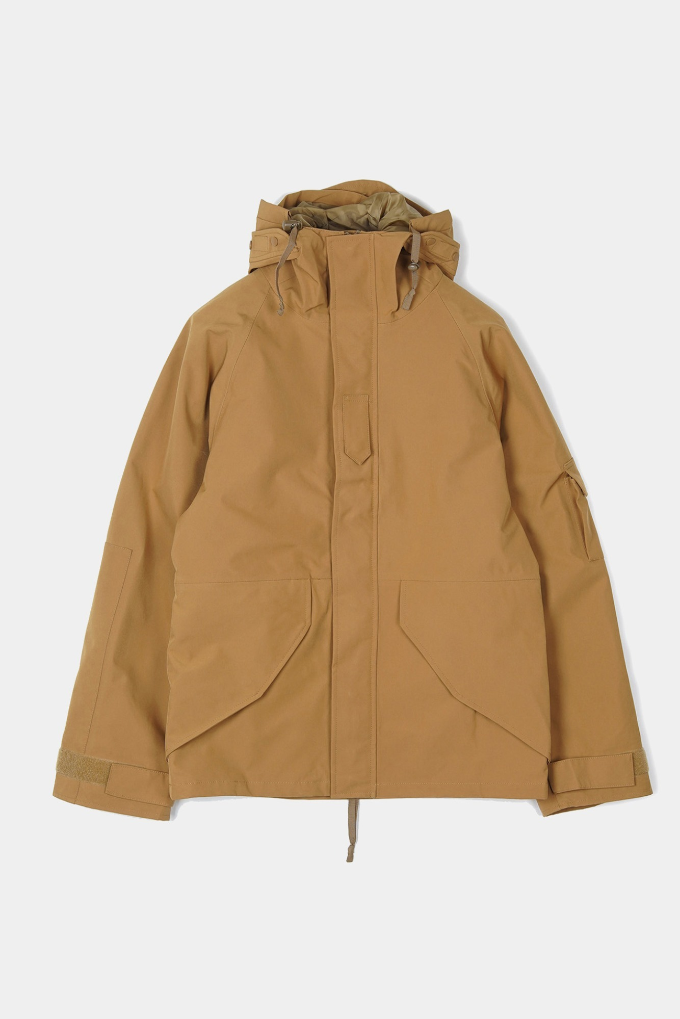 "YMCL KY US Military ECWCS GEN1 Parka ""Coyote"""