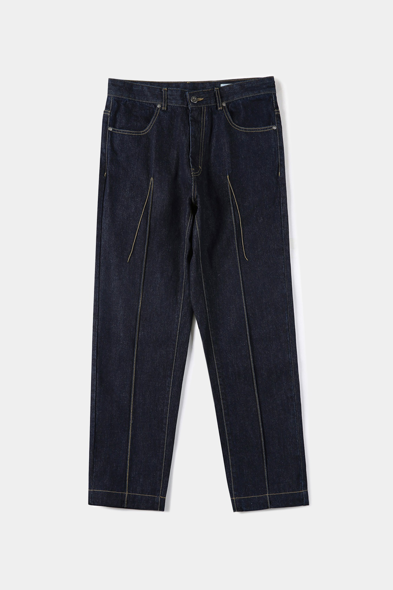 "SHIRTER Tapered Original Denim Pants ""Indigo"""