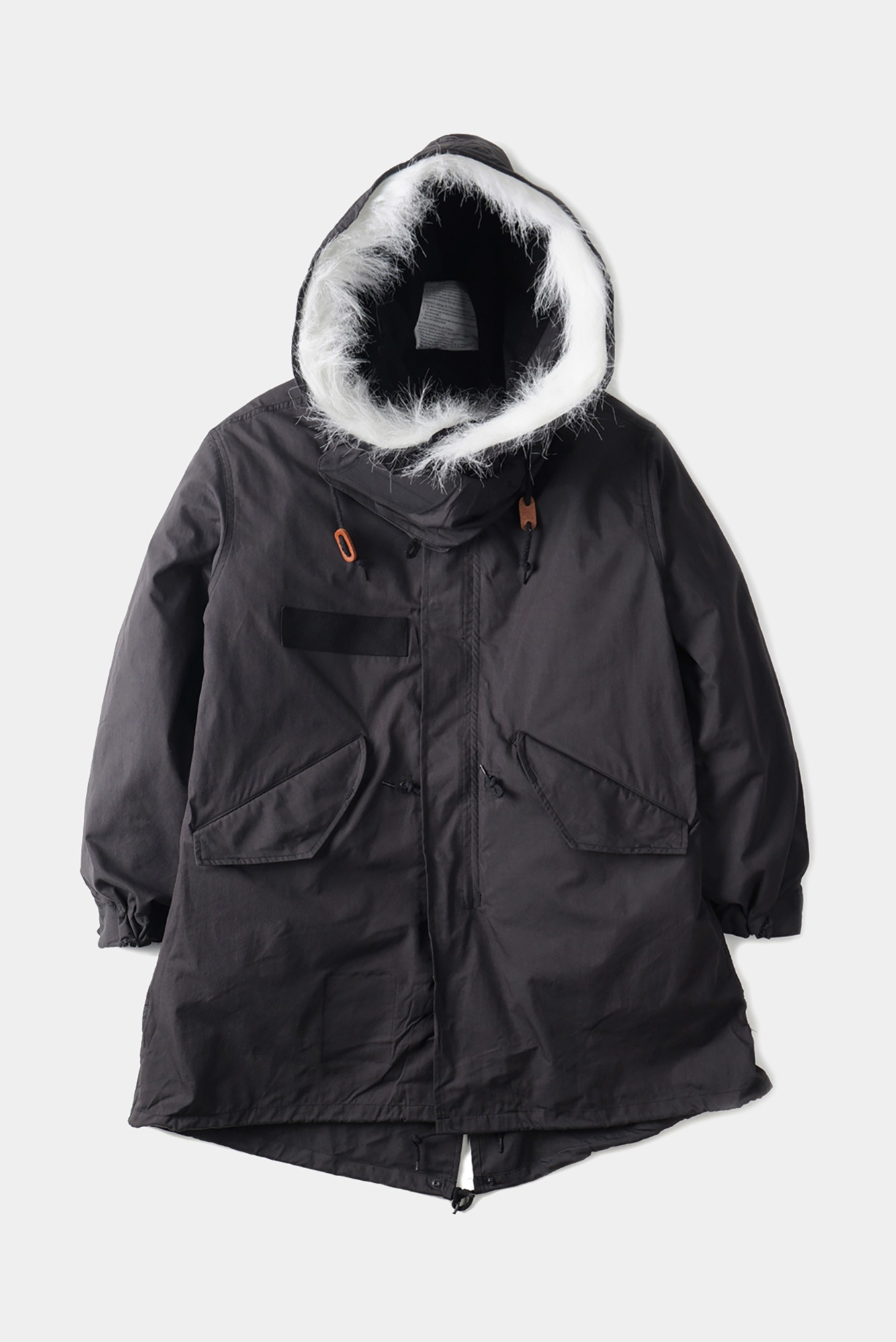 "YMCL KY US Military M-65 Field Parka ""Black"""
