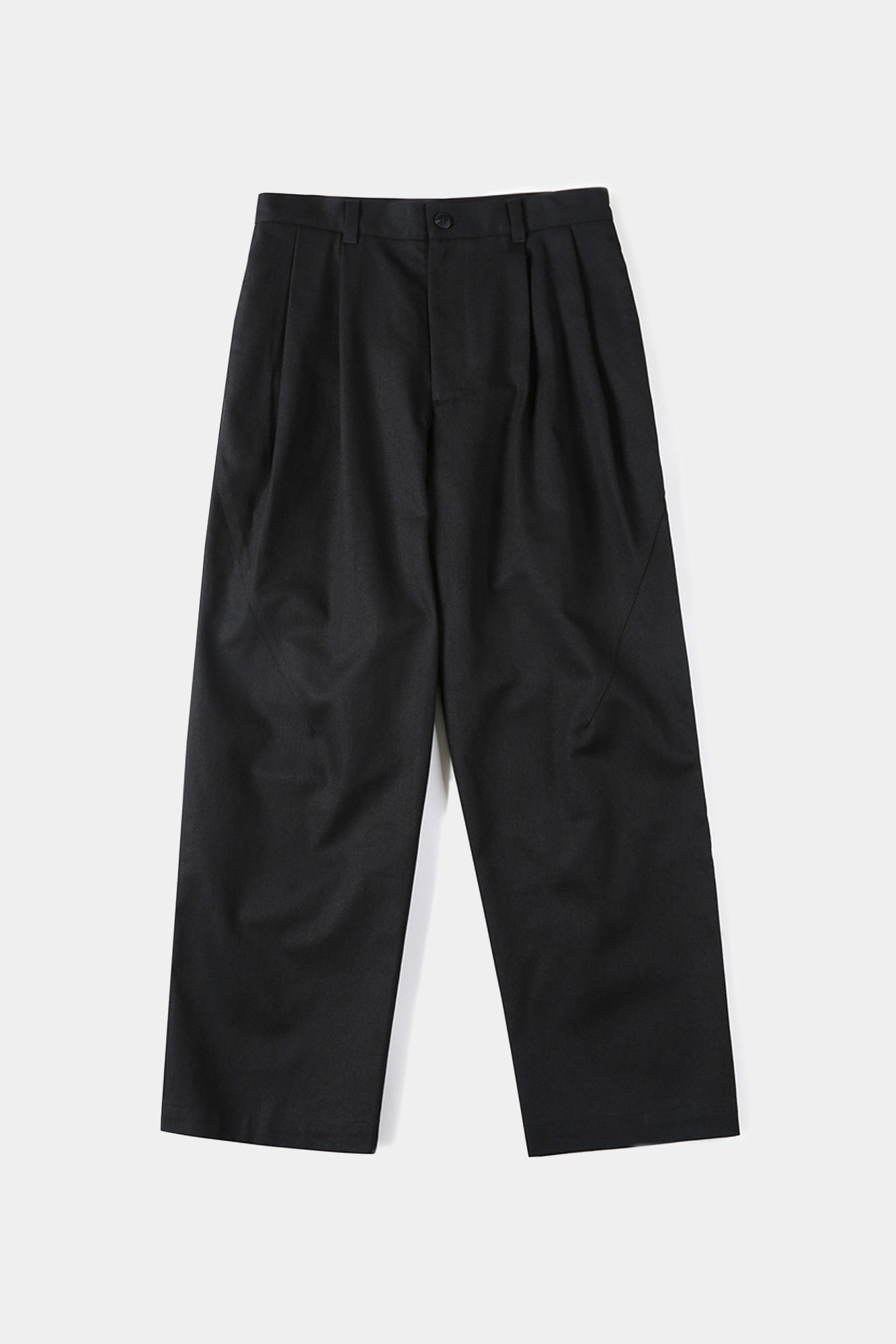 "SHIRTER Two Tuck Jar Pants ""Black"""