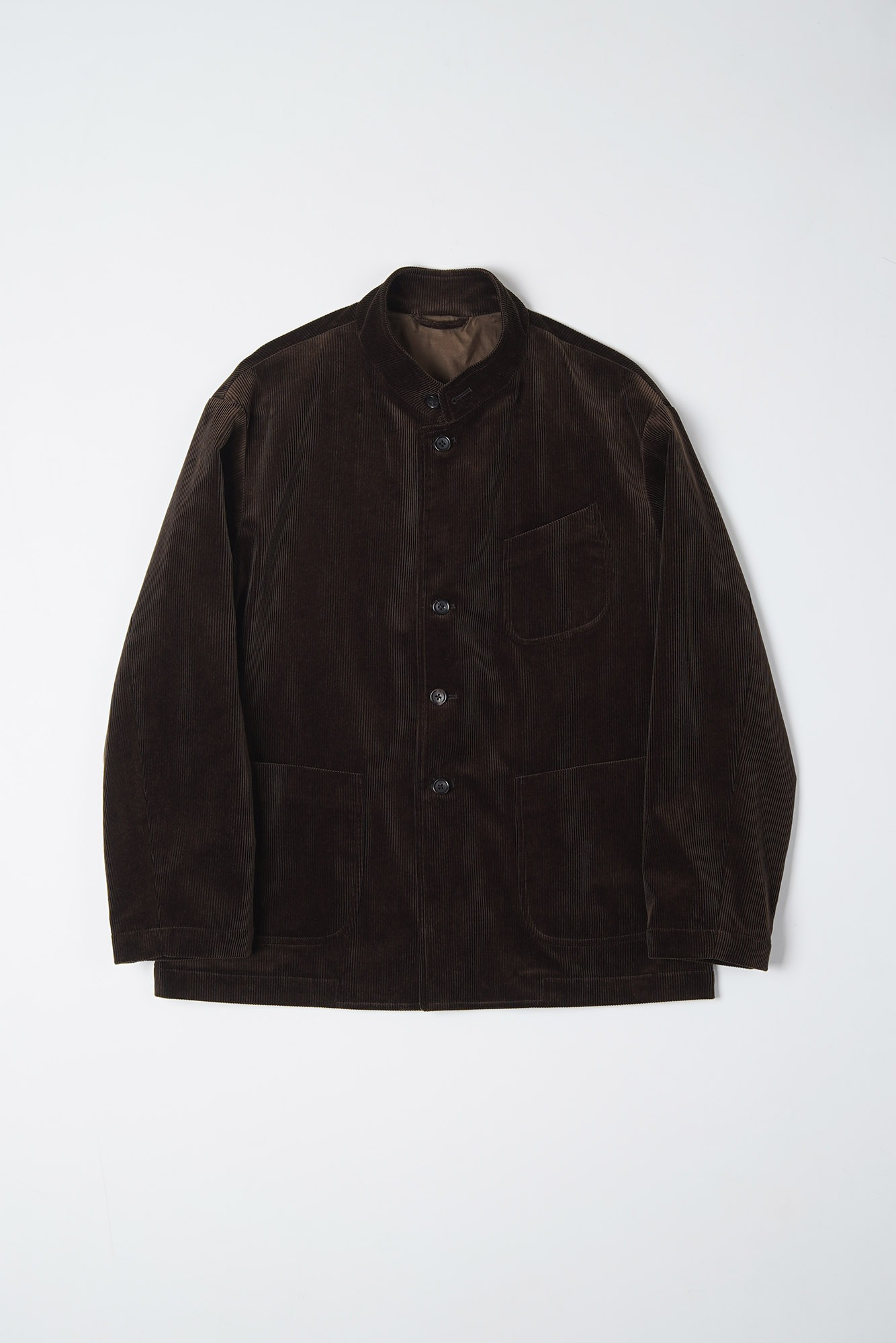 "KAPTAIN SUNSHINE Artisan Jacket ""Brown"""