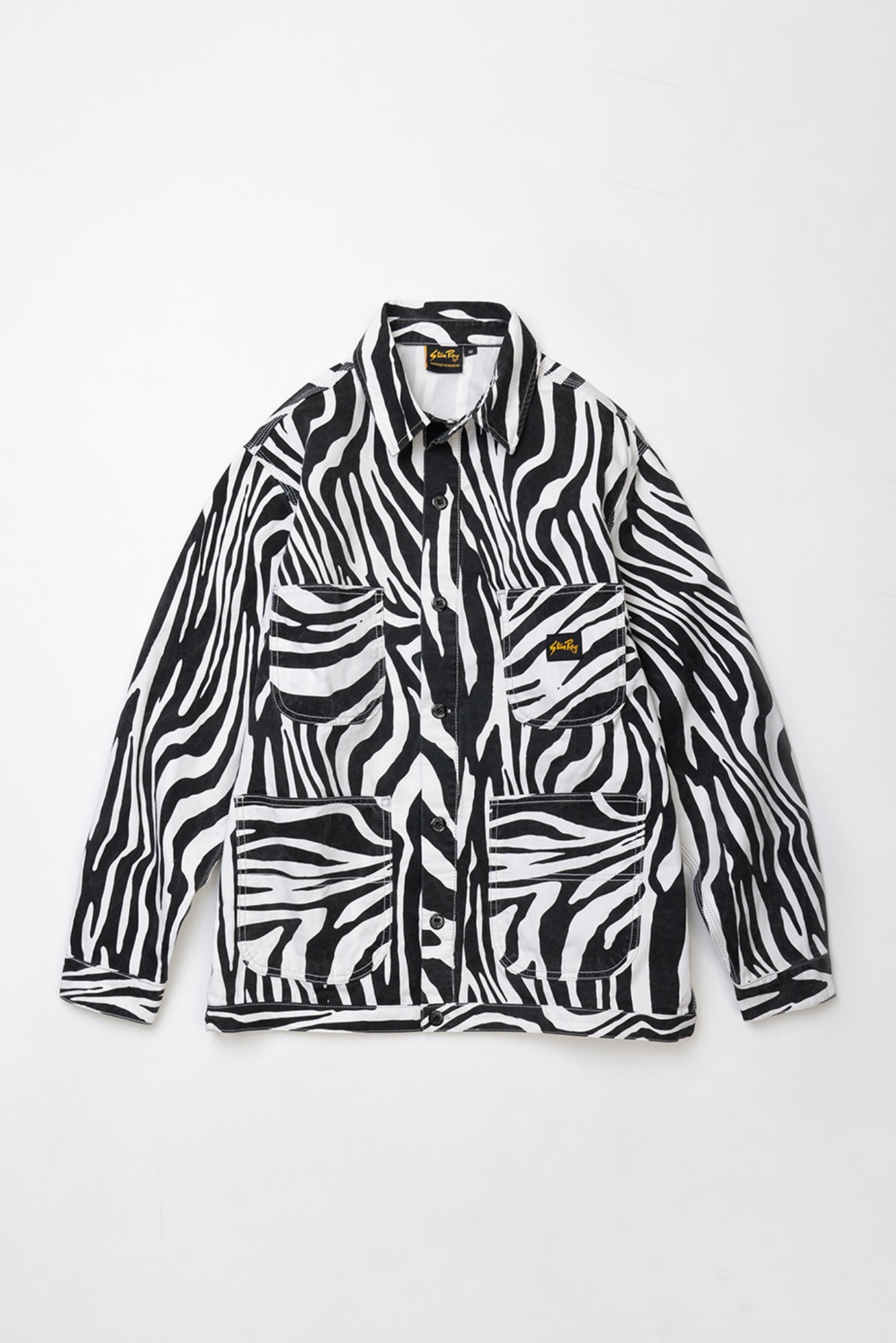 "STAN RAY Barn Coat ""Tiger Print"""