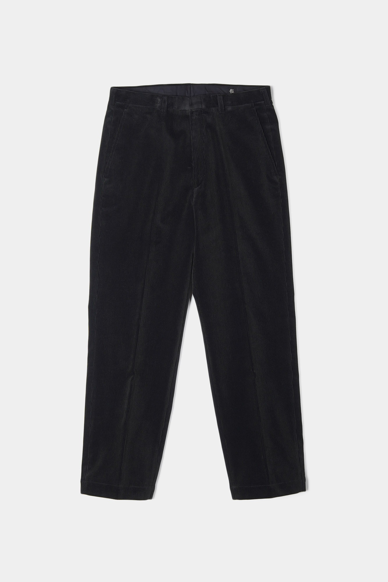 "KAPTAIN SUNSHINE Corduroy Trousers ""Black"""