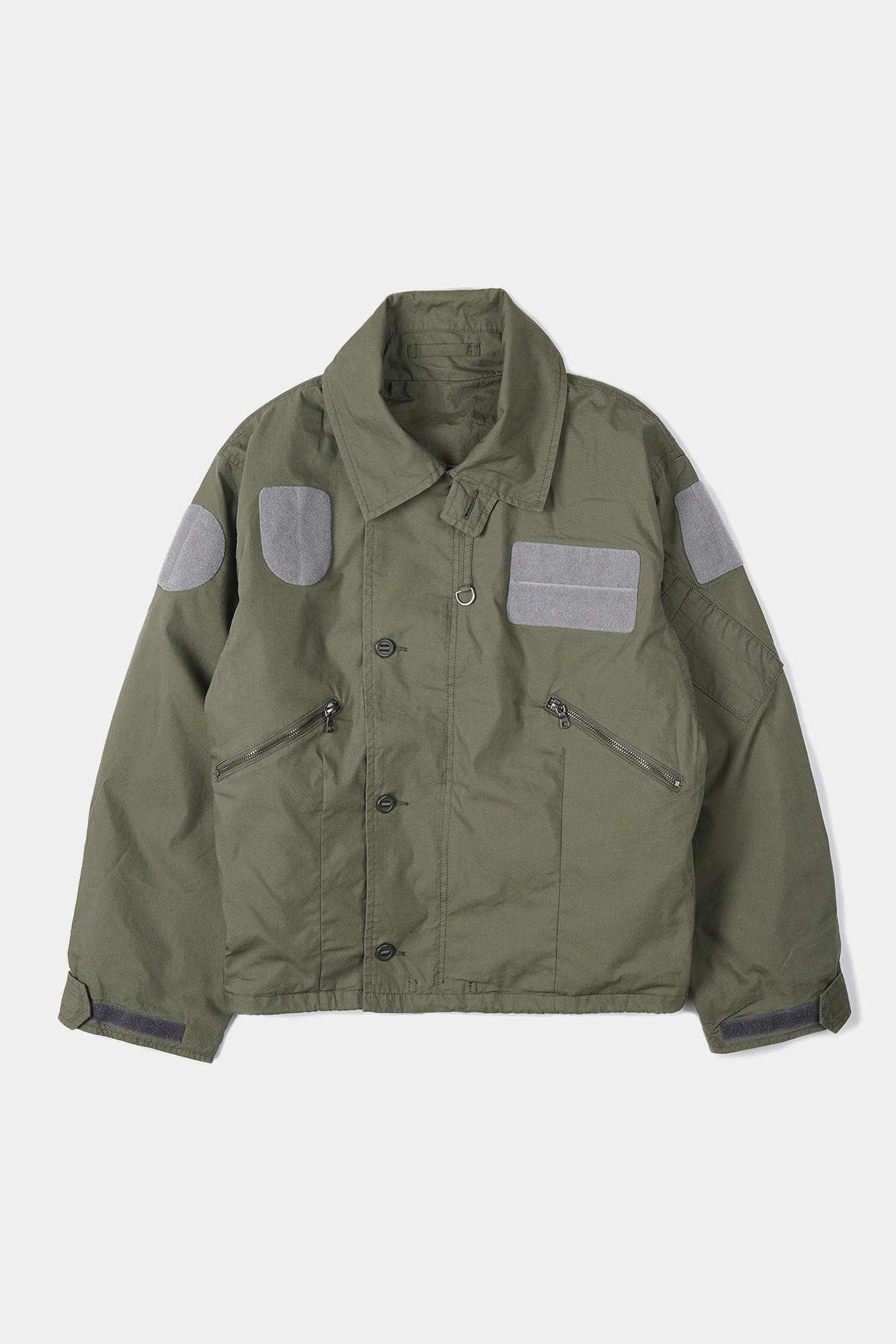 "YMCL KY British Military RAF MK3 Jacket ""Green"""