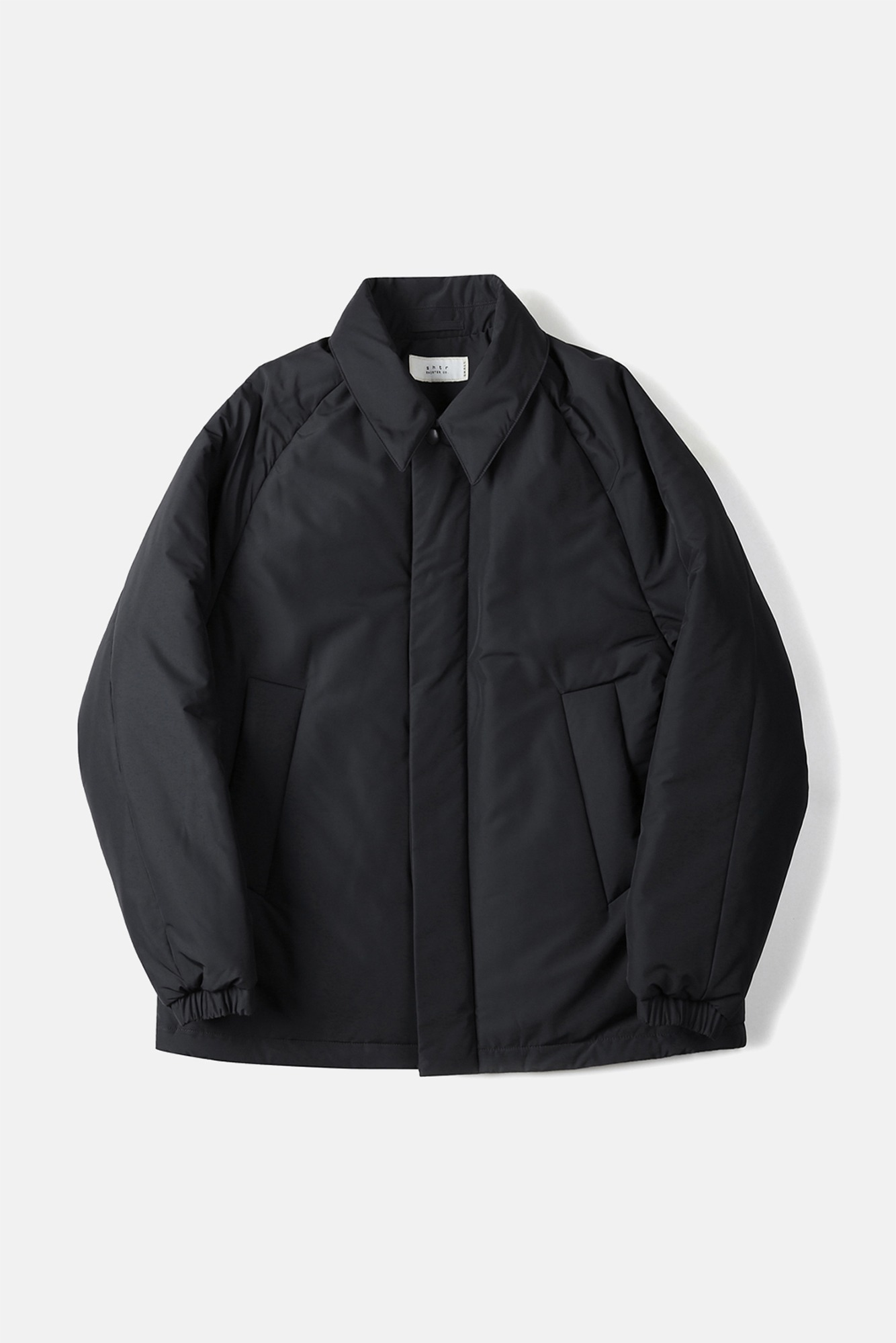 "SHIRTER 3M Thinsulate Bal Collar Jacket ""Black"""