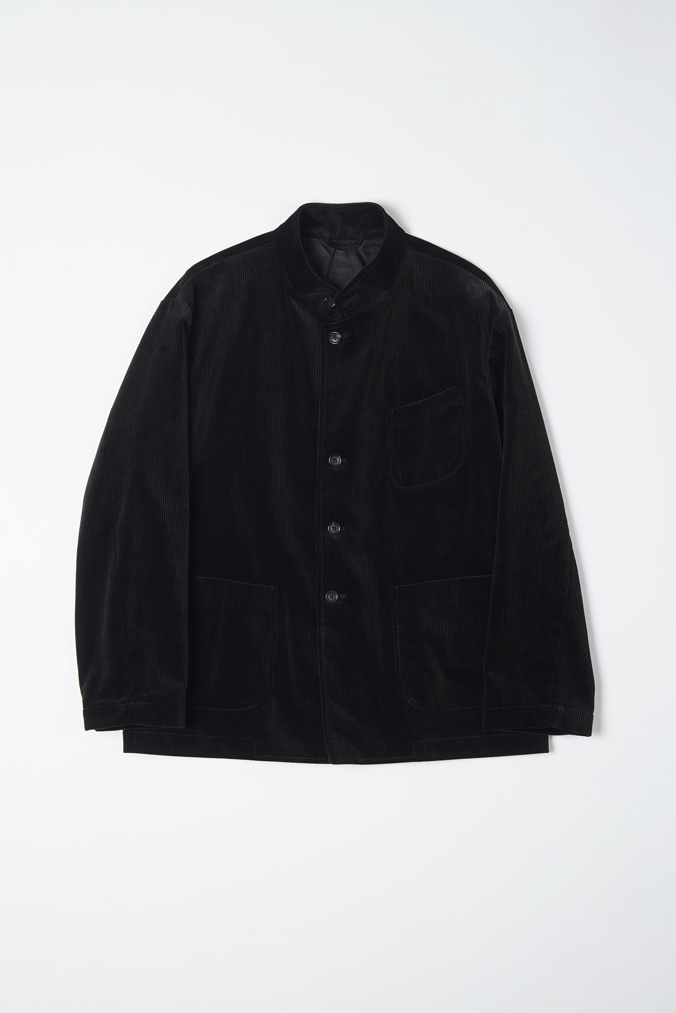 "KAPTAIN SUNSHINE Artisan Jacket ""Black"""