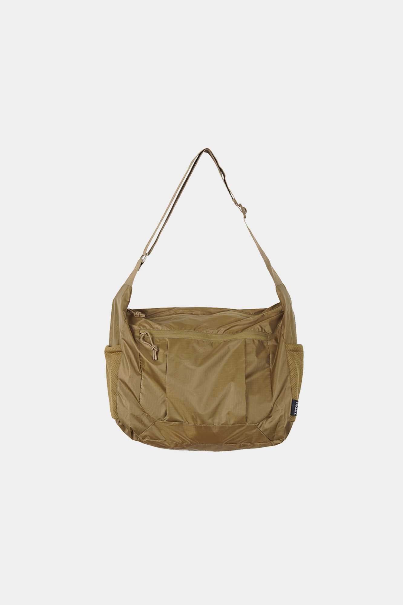 "YMCL KY GB0608 Compact Shoulder Bag ""Coyote"""