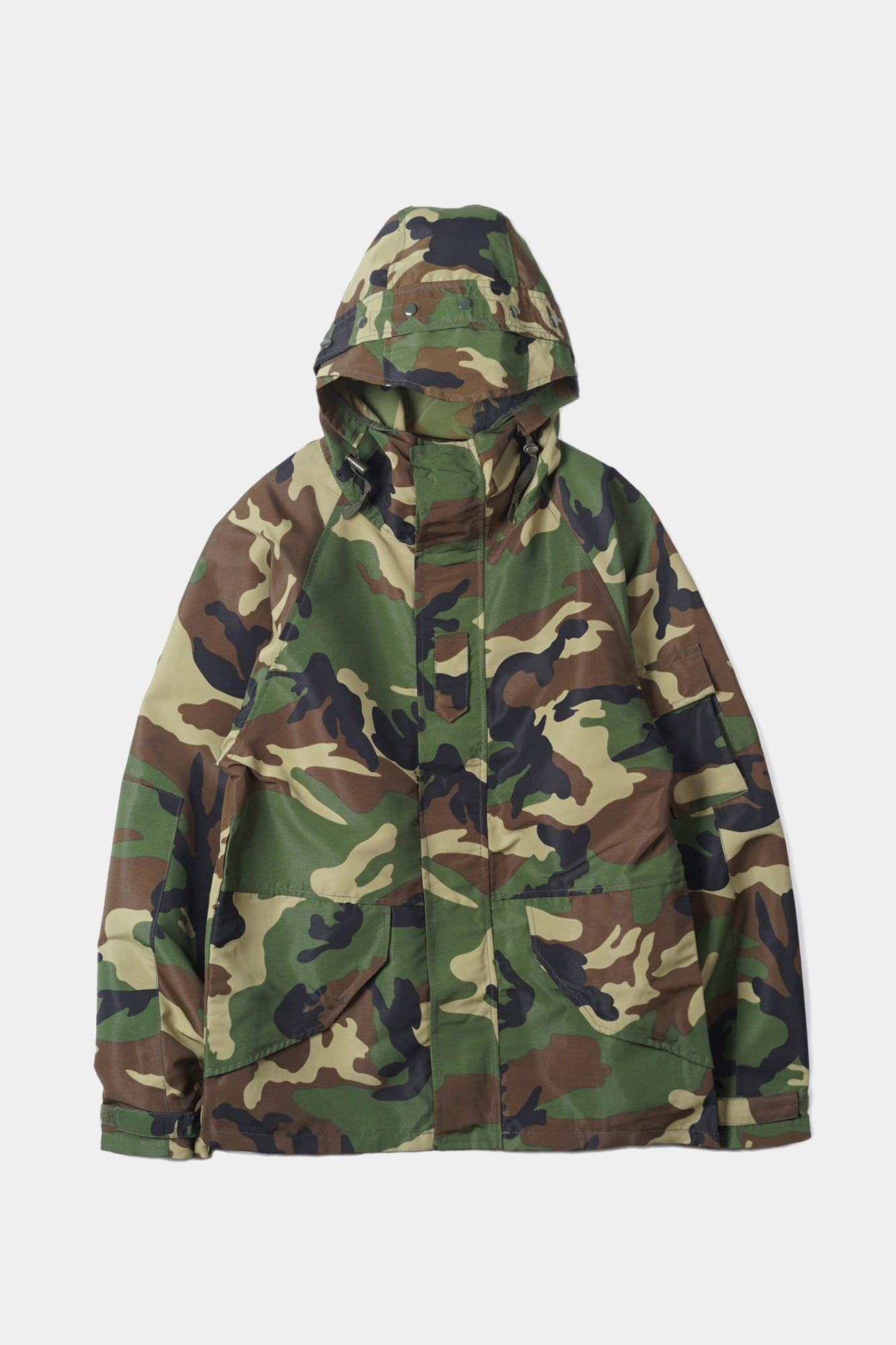 "YMCL KY US Military ECWCS Lightweight Parka""Woodland"""